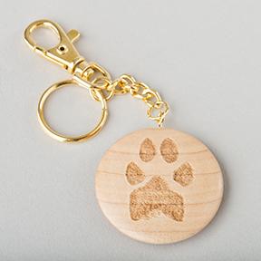 paw-keychain